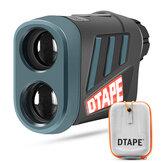 DTAPE DT600 600M 6X Ampliação Laser Rangefinder Golf Laser Rangefinder Rangefinder monocular