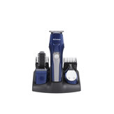 5 IN 1 Electric Hair Clipper Rechargeable Nose Trimmer Beard Shaver Grooming Kit