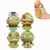 Nieuwigheden Speelgoed Pop-out Squishy Alien Slime Stress Reliever Fun Gift Toy