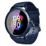 [BT5.2] Bakeey HW21 1.28 inch Full-touch Screen 24h Heart Rate Blood Pressure Oxygen Monitor Dial Market Music Control Smart Watch