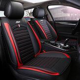 iMars SC3 Uniwersalne pokrowce na przednie siedzenia samochodowe PU Skórzana, oddychająca poduszka