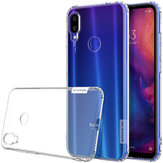 NILLKIN Transparent Shockproof Soft TPU Back Cover Protective Case for Xiaomi Redmi Note 7 / Note 7 Pro
