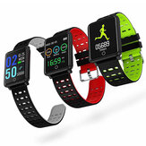 XANES F3 1.44 '' Pantalla táctil a color IP67 Impermeable Smart Watch Corazón Rate Monitor Aptitud Pulsera