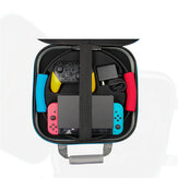 AOLION Draagbare Multifunctionele EVA Opbergtas Voor Nintendo Switch Consolekoffer Duurzame Opbergkoffer voor N-Switch Accessoires