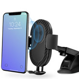 Bakeey Qi Wireless Charger Mount Holder Car Charger for Samsung Galaxy Note 8 Note8