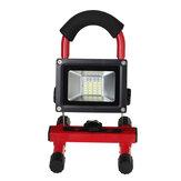60W 3200LM LED Faro da lavoro portatile ricaricabile Flood Spotlight senza filo Batteria