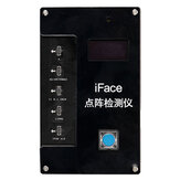 Qianli IFace Matrix Tester iFace Dot Projector for phone X-11 Pro PAD A12 IFace Testing Repair Quick Diagnosis Malfunctions