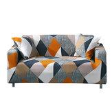 1/2/3/4 Assentos Capa Elástica para Sofá Protetor de Assento para Cadeira Stretch Sofá Cobertura para Mobiliário em Casa Decoração Acessórios