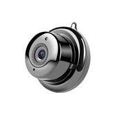 V380 WIFI Camera Infrared HD1080P Mini Night Vision Wireless For Detect Home Security Dual Audio CCTV