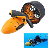 Impermeable eléctrico 300W submarino Sea Scooter hélice de doble velocidad Drving Piscina submarino de juguete