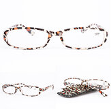 Lightweight Full Frame Floral Resin Reading Glasses