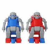 Brinquedo de robô de batalha RC 2.4G pai e filho brinquedo de robô de batalha interativo com brinquedos Controle Remoto para crianças