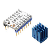 TMC2208 Stepper Motor Driver with AHeatsink DIY Kit for 3D Printer