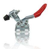 Raitool™ GH-201 27 Kg Toggle Clamp Metal Horizontal Type Fast Hand Clamp Quick Release Hand Tool