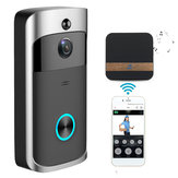 Wireless fotografica Videocitofono per la sicurezza domestica WiFi Smartphone remoto Video antipioggia