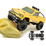 RGT RC Авто 1/24 136240 4WD 4x4 Lipo mini Monster Off Road Truck RTR Rock Crawler With Lights