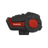 Hysnox 1000M CVC Шлем с шумоподавлением Домофон Беспроводная связь Bluetooth 3 всадника мотоцикл Гарнитура Водонепроницаемы HY-01