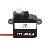 فلاش هواية FH-2502 2.2g Coreless Motor Mini رقمي مضاعفات لطائرة هليكوبتر RC
