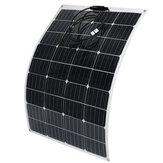 Гибкая монокристаллическая Солнечная панельная плитка 240 Вт 18 В Моно панель Водонепроницаемы