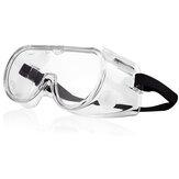 Okulary ochronne, okulary ochronne, okulary ochronne dla osób noszących okulary Pyłek przeciwmgielny, przeciw ślinie, kurz