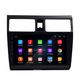 YUEHOO 10.1 Inch Android 10.0 Car Stereo Radio Multimedia Player 2G/4G+32G GPS WIFI 4G FM AM RDS bluetooth For Suzuki Swift 2005-Up