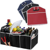 New Foldable Collapsible Car Boot Storage Box Heavy Duty Tidy Tool Organizer Bag