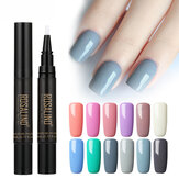 Rosalind 58 Pure Color Sock-off UV Nail Gel Polish Pen 5ml f