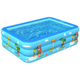 Inflatable Swimming Pool Family Swimming Pool Children Pool Outdoor Water Play Kids Toys