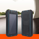Bakeey 12000mAh DIY Solar Power Bank Case Fast Charging For iPhone XS 11Pro Mi10 Note 9S