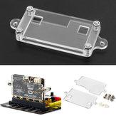 Kit de acrílico transparente Shell para BBC Micro: módulo de desenvolvimento de bit Caso Shell de proteção