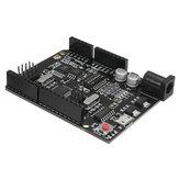 UNO + WiFi R3 ATmega328P+ESP8266モジュール32MbメモリUSB-TTL CH340G