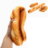 Squishy Jumbo Baguette French Bread 48cm Slow Rising Bakery Collection Prezent Decor Toy