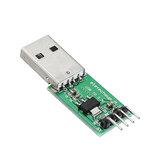USB DC-DC 5V to 3.3V Multipurpose Voltage Regulator Buck Step Down Module for ESP8266 CC2530 FPGA UNO MEGA2560