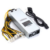 176-264V 1600W Mining Rig Mining Power Supply Machine d'extraction AntMiner APW3-12-1600 PSU