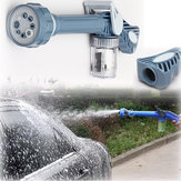 Garden Soap Spray Gun 8 Nozzle Ez Jet Dispenser Pump Washer Car Water Wash Cleaning