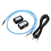 Antenne magnétique YouLoop Antenne à boucle magnétique passive portable pour HF et VHF