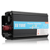 4000W 12V / 24V تيار منتظم إلى 110V / 220V AC Solar القوة Inverter LED Modified Sine Wave Converter Black
