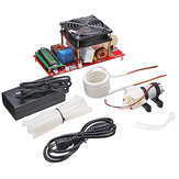 2000W ZVS Induction Heating Module Board Flyback Driver Heater Good Heat Dissipation With Coil Pump Power Adapter Kit