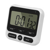 KC-05 Upgraded 24-Hours Digital Kitchen Clock Cooking Timer Countdown Multifunction with Big Di