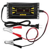 Chargeur 12V avec chargeur d'affichage intelligent LED pour voiture moteur acide de plomb Batterie