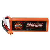 URUAV GRAPHENE 3S 11.1V 4000mAh 100C Lipo Battery XT60 Plug for RC Racing Drone