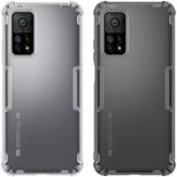 Nillkin para Xiaomi Mi 10T Pro / Mi10T / Redmi K30S Caso Parachoques Natural Transparente Transparente A prueba de golpes Soft TPU Protective Caso Contraportada No original