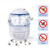 5W Mosquito Bug Trap Fly Killer Lamp USB Insect Killer UV Light Lamp