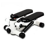 Appareil de fitness multifonctionnel Steppers Leg Step Fitness Machine avec guidon et moniteur LCD