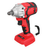 520Nm 1/2'' Cordless Brushless Impact Wrench Power Driver Electric Wrench For 18V Makita Battery