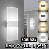 6W Modern Acrylic LED Wall Light Living Room Bedroom Bedside Aisle Path Lamp AC85-265V