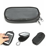 Motorcycle Magnetic Navigation Phone Bag Waterproof Oil Tank Bag