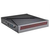 NVISEN Y-GX01 इंटेल कोर i9-9880H NVIDIA GTX 1650 16GB   512GB SSD मिनी पीसी ऑक्टा कोर 2.3 GHz से 4.8 GHz गेमिंग पीसी DDR4 * 2 स्लॉट M.2 2280 SSD 2.5Dch SATA HDMI DP टा