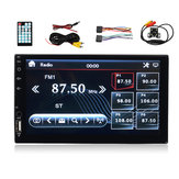 7 Inch Double 2 DIN Car Auto Stereo MP5 Player LCD Screen FM Radio USB TF AUX Audio