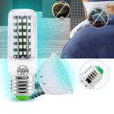 E27 250nm LED Sterylizacja UV-C Żarówka kukurydziana Bakteriobójcza lampa UV Dezynfekcja dla domu AC110V / 220V
